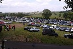 Carpark at IHFA show